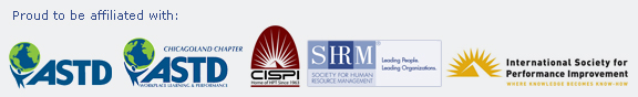 CARA is proud to be affiliated with: ASTD, CISPI, SHRM, International Society for Performance Improvement
